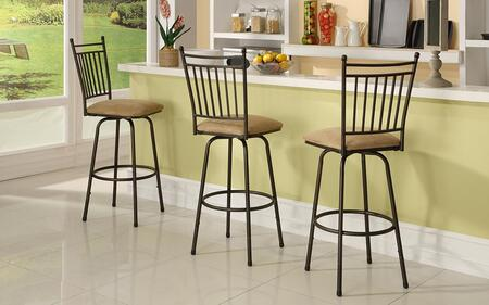 Linon Heritage 98130MTL 01 KD%20SET%20OF%20THREE%20METAL%20STOOLS%20 %20Lifestyle
