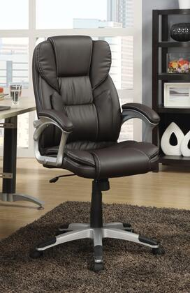 "Coaster 800045 21"" Adjustable Contemporary Office Chair"