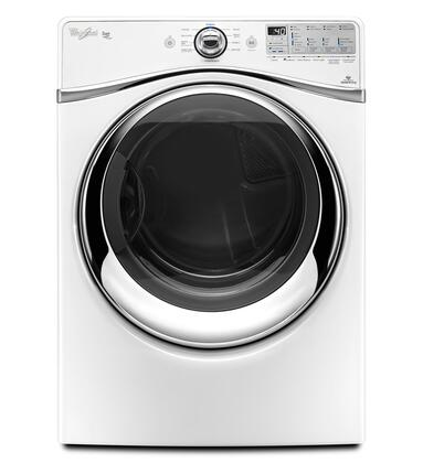 """Whirlpool WED96HEAW 27"""" Electric Dryer 