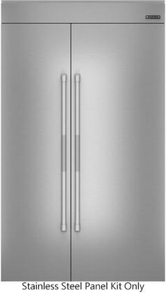 """Jenn-Air JPK48SNXET Stainless Steel Panel Kit for 48"""" Side by Side Refrigerator"""
