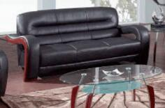 Global Furniture USA 992S Gilbrey Ultra Bonded Leather Sofa