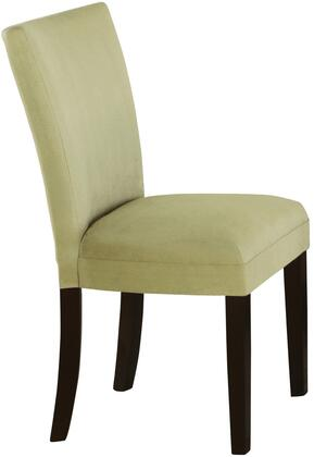 Coaster 101495 Bloomfield Series Casual Fabric Wood Frame Dining Room Chair