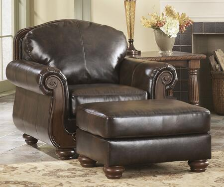 Chair with Ottoman Shown (Ottoman Purchased Separately)