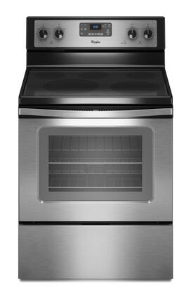 "Whirlpool WFE520C0AS 30"" Electric Freestanding"
