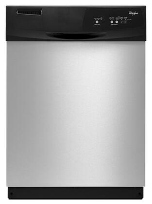 Whirlpool WDF310PCAS  Built-In Full Console Dishwasher