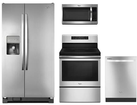Whirlpool 767493 Kitchen Appliance Packages