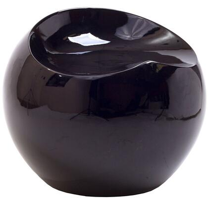 """Modway EEI-629 15"""" Drop Stool with Modern Compact Design, ABS Polished Plastic and High Gloss Enamel Finish"""