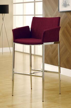 Coaster 120728 Bar Units and Bar Tables Series Fabric Upholstered Bar Stool