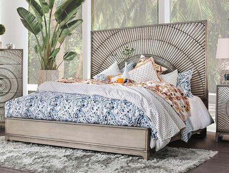 Furniture of America Kamalah Bed