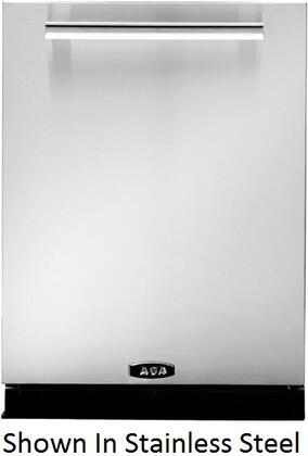 AGA APRODWBNCRN PRO Plus Series Built-In Fully Integrated Dishwasher with in Cranberry
