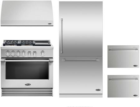 DCS 719495 Kitchen Appliance Packages