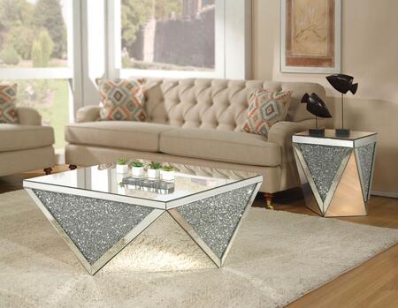 Acme Furniture Noralie Coffee and End Table Set