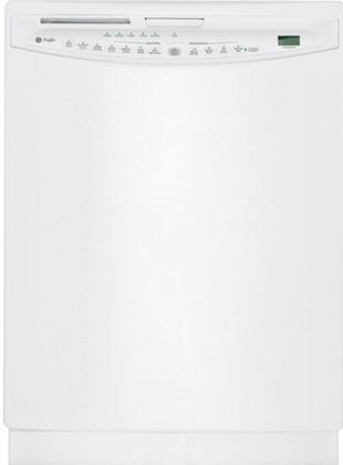 GE PDWF780PWW Profile Series Built-In Full Console Dishwasher