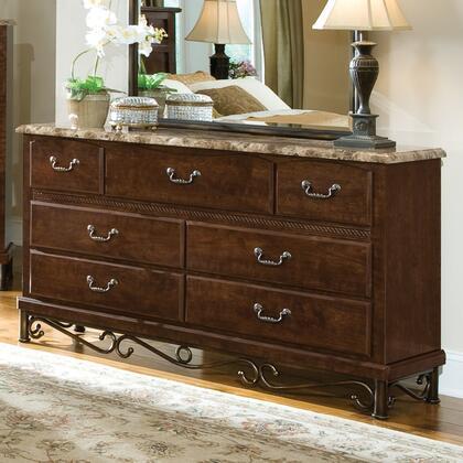 Standard Furniture 56209A Santa Cruz Series  Dresser