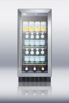 Summit Scr1536bif Beverage Center Appliances Connection