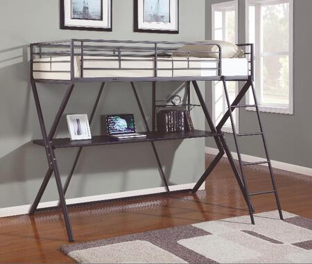 Coaster 460094 Bunks Series  Full Size Bunk Bed