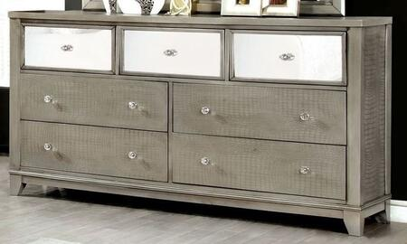 Furniture of America CM7288SVD Bryant Series  Dresser