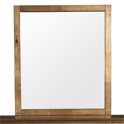 Powell 714021  Rectangular Portrait Dresser Mirror