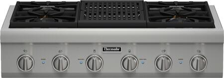 Thermador Professional PCG364NL 36-Inch Rangetop