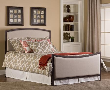 Hillsdale Furniture 1384BTWR Bayside Series  Twin Size Panel Bed