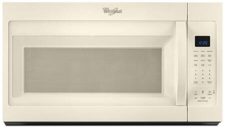 """Whirlpool WMH32519Fx 30"""" Over-The-Range Microwave with 1.9 cu. ft. Capacity, 3 Speed 300 CFM, 1000 Watts Cooking Power, Sensor Cooking and Steam Cooking, in"""