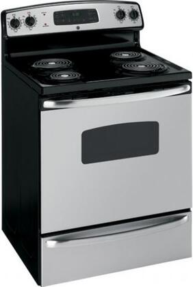 GE JBS27SMSS Electric Freestanding Range |Appliances Connection