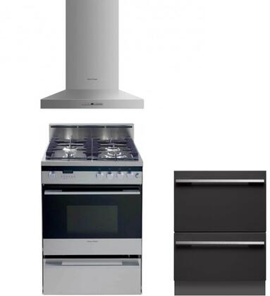 Fisher Paykel 719044 Kitchen Appliance Packages