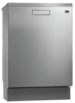 Asko D5624XXLIS XXL Series Built-In Semi-Integrated Dishwasher