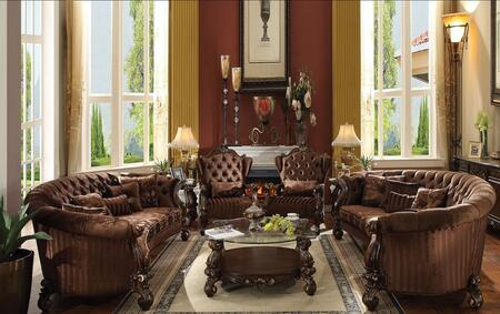 Acme Furniture 520804PC Versailles Living Room Sets