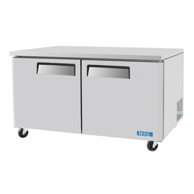 "Turbo Air MUF60 60.25""  Commercial Undercounter Freezer"
