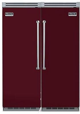 Viking 734219 Side-By-Side Refrigerators