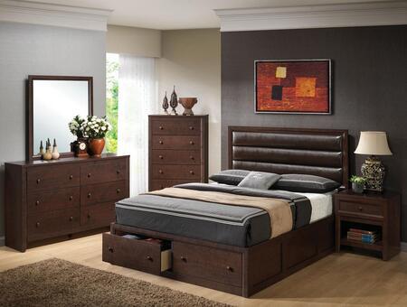 Coaster 202311Q4PCSET Remington Series Bedroom Set