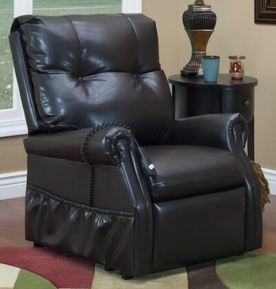 Medlift 1155 1100 Series Two-Way Reclining Lift Chair-Dawson:
