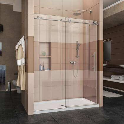 DreamLine Enigma X Shower Door 60 07