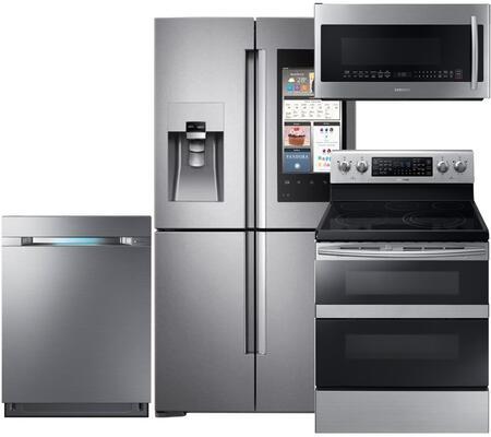 Samsung 754612 Kitchen Appliance Packages