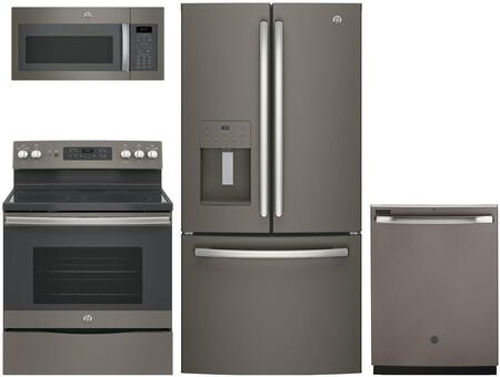 GE 869760 Kitchen Appliance Packages