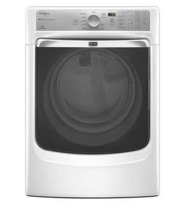 Maytag MGD7000AW Gas Maxima XL Series Gas Dryer
