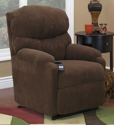 MedLift 5200MTCH Contemporary Fabric Wood Frame  Recliners