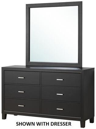 Glory Furniture G1250M G1250 Series Rectangle Portrait Dresser Mirror