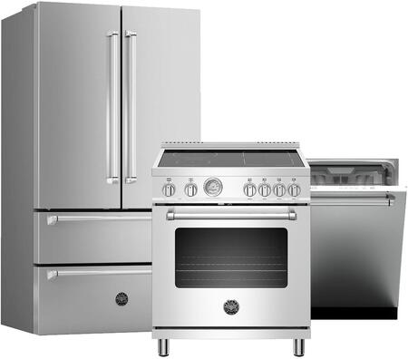 Bertazzoni 743401 Kitchen Appliance Packages