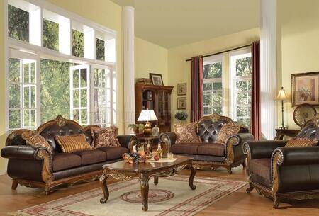 Acme Furniture 51590SLC Dorothea Living Room Sets