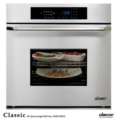 """Dacor EORS127SCH 27"""" Single Wall Oven 