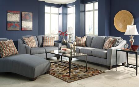 Milo Italia MI2785QSSLCHLAGO Victoria Living Room Sets