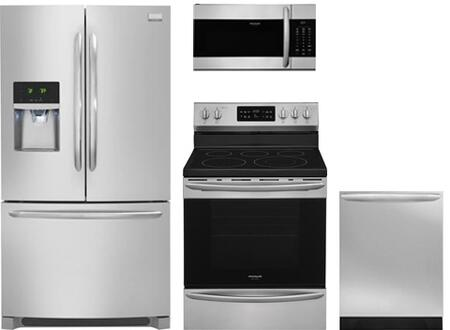 Frigidaire 811829 Gallery Kitchen Appliance Packages