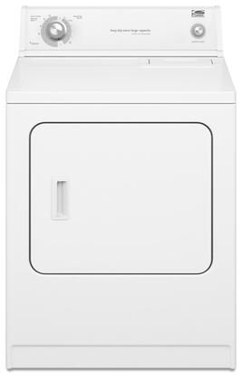 Whirlpool EGD4100WQ  Gas Dryer, in White