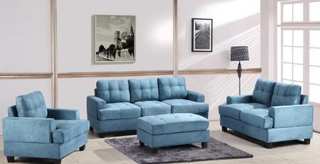 Glory Furniture G518ASET Living Room Sets