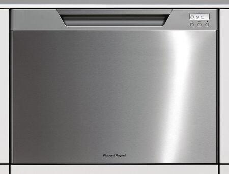 Fisher Paykel DD24SCHTX6V2 DishDrawer Series Drawers Semi-Integrated Dishwasher
