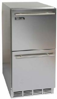 Perlick HP15RO6DNU  Freestanding Counter Depth Compact Refrigerator with