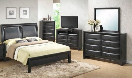 Glory Furniture G1500ATBDM G1500 Twin Bedroom Sets
