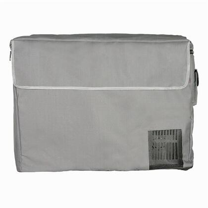Whynter FMXTBG Transit Bag for Portable Freezers with Fast Open Top Flap And Convenient Side Pocket, in Grey